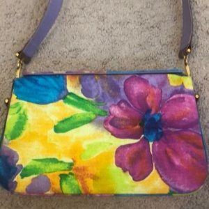 Stuart Weitzman Vintage Flower Bag